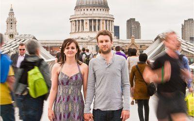 London pre wedding shoot – Alexandra & Nick