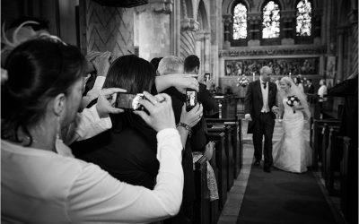 Waltham Abbey wedding photography – Christina & Thomas