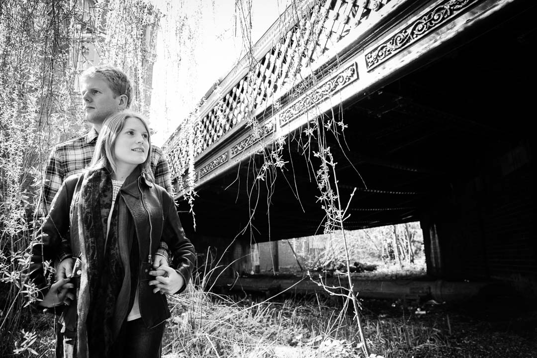 Oxford engagement session Andy holdsworth